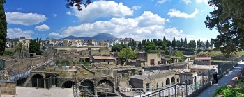 Herculaneum with Guide, Positano & Sorrento