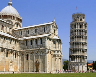 Pisa, Lucca and Wine Tasting