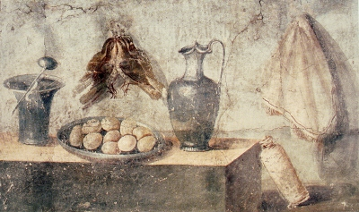 Half day Pompeii tour with wine tasting lunch
